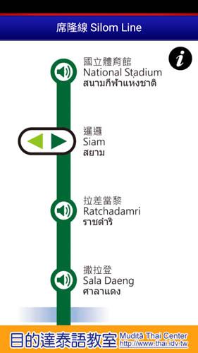 曼谷自由行BBK曼谷捷运