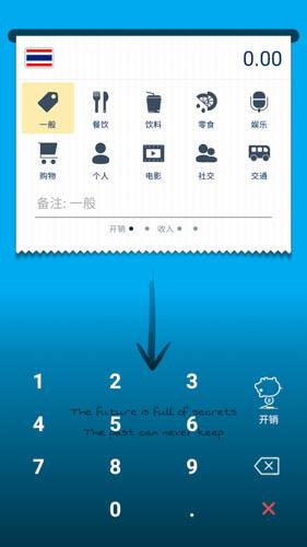曼谷自由行App DailyCost