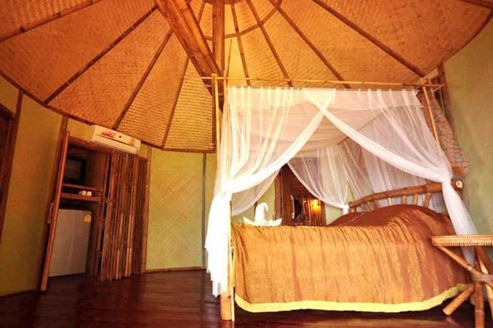 帕里小屋度假村(Paree Hut Resort)房间内景