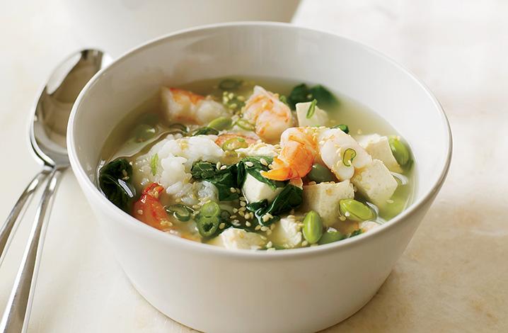 豆腐猪肉汤