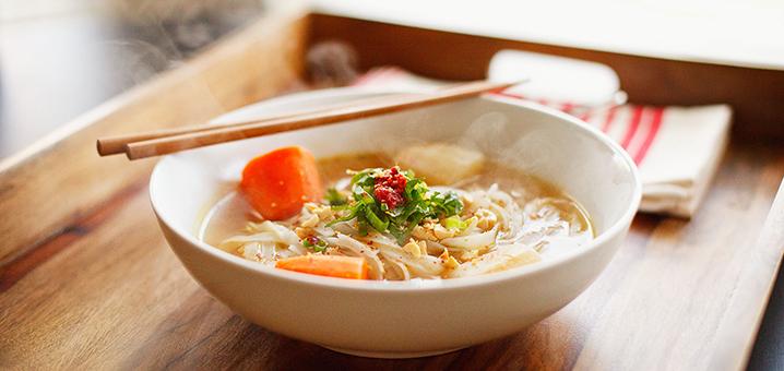 九道令人印象深刻的曼谷美食