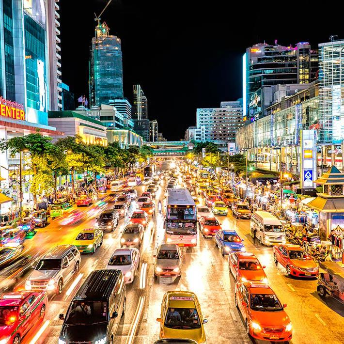 曼谷交通全攻略