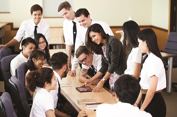 泰国大学生活