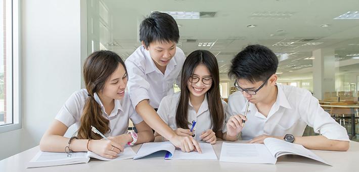 泰国大学那些事儿