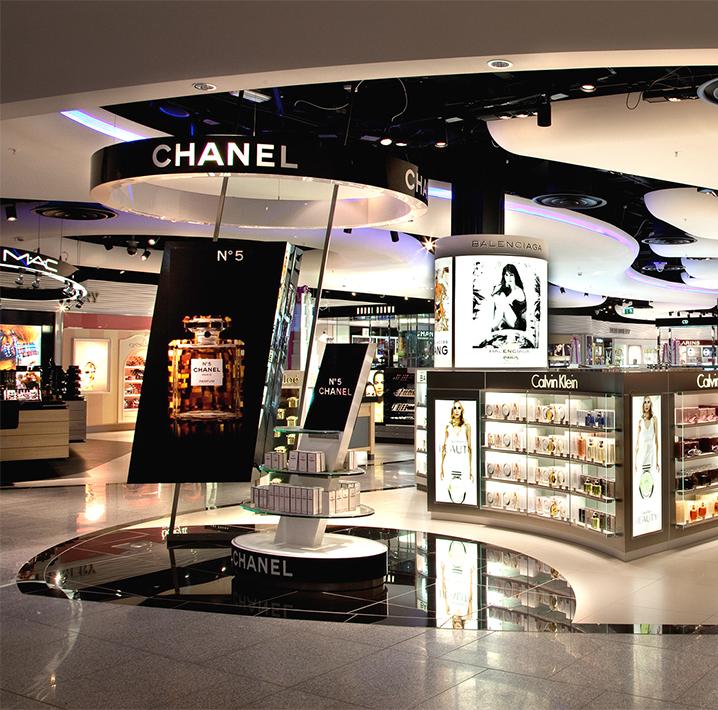 素万那普机场免税店品牌攻略