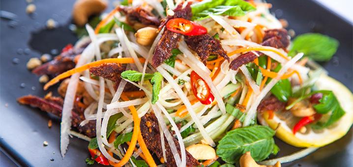 泰国必吃街头小吃Top10