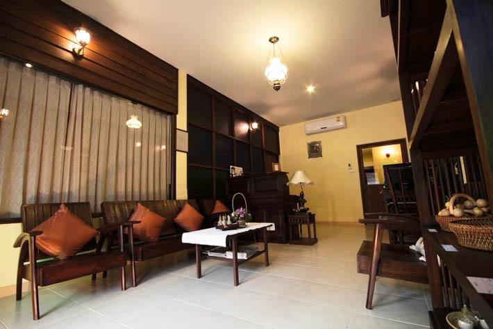 Lila Thai Massage内部环境