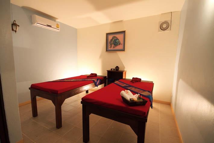 Lila Thai Massage按摩的房间