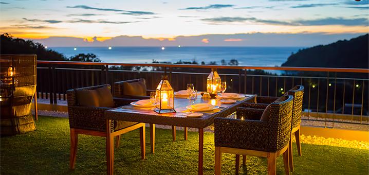 普吉岛10大最浪漫的餐厅