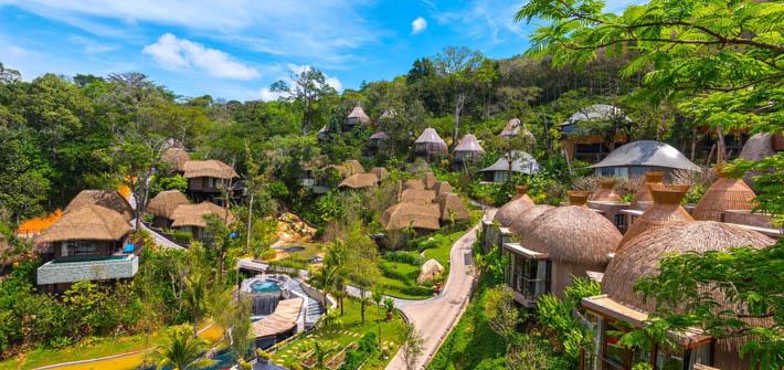 奇玛拉酒店(Keemala),普吉岛郁郁山林里的原始部落