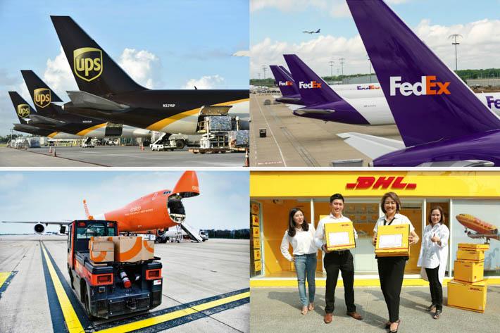 泰国邮寄快递回中国-国际货运公司