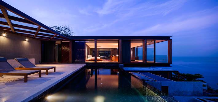 The Naka Phuket普吉岛纳卡酒店,极具设计感的极简主义酒店