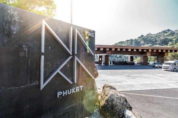 抵达The Naka Phuket普吉岛纳卡酒店