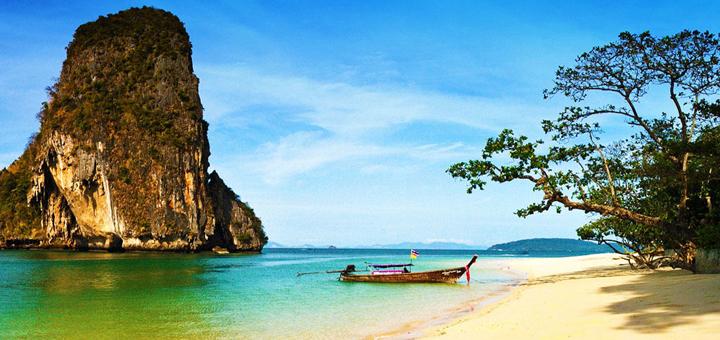 精致奇崛的帕南海滩