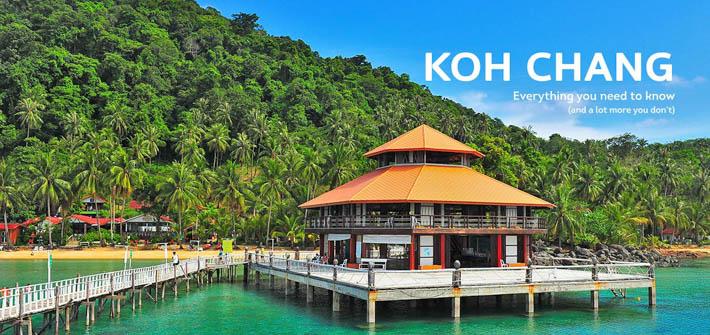 昌岛(Koh Chang)旅游全攻略