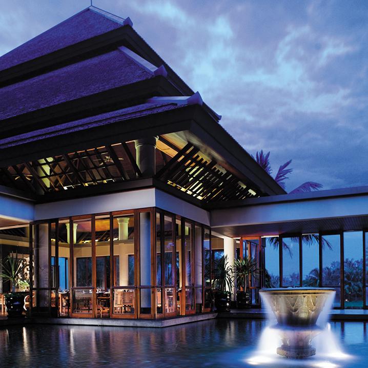 入住普吉岛悦榕庄Banyan Tree Phuket的体验