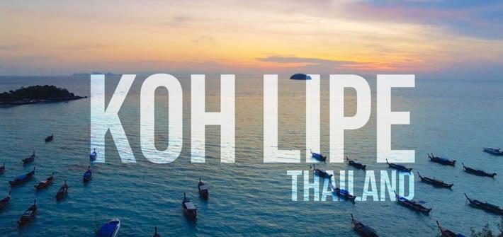 丽贝岛(Ko Lipe)旅游全攻略