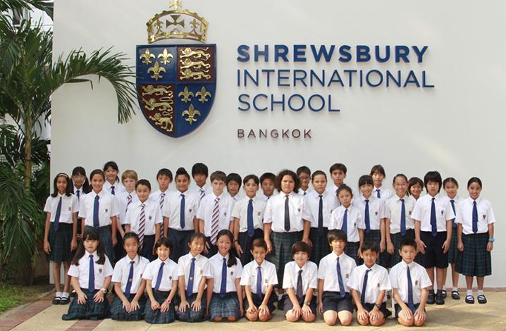 Shrewsbury国际学校