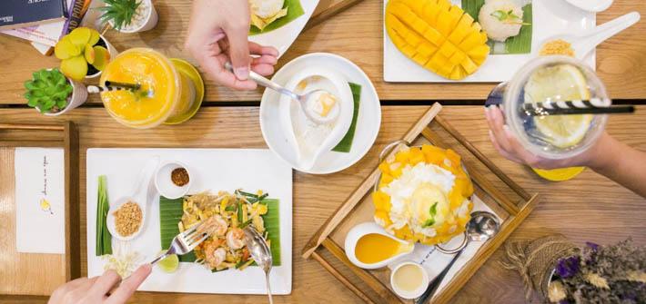 芒果控不可错过的曼谷三家甜品店