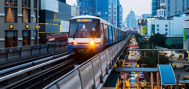 曼谷出行交通方式详解