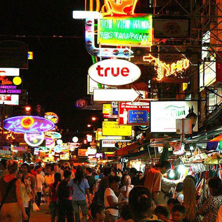 曼谷三日游玩攻略