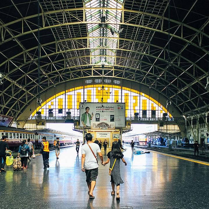 曼谷火车站攻略