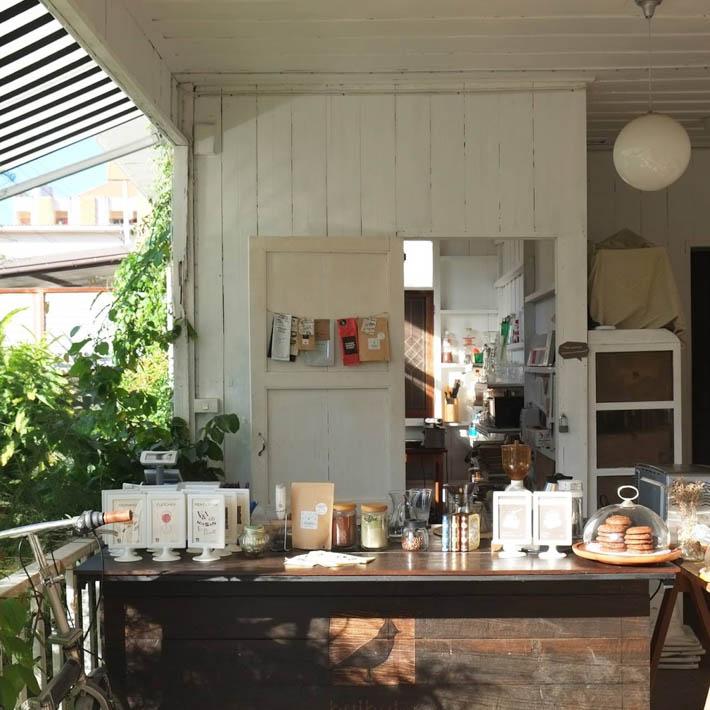 Bulbul Book Cafe,闲逛清迈偶遇的清静咖啡店