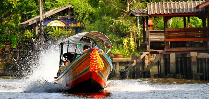 曼谷周边5大水上市场游玩攻略,附往返交通