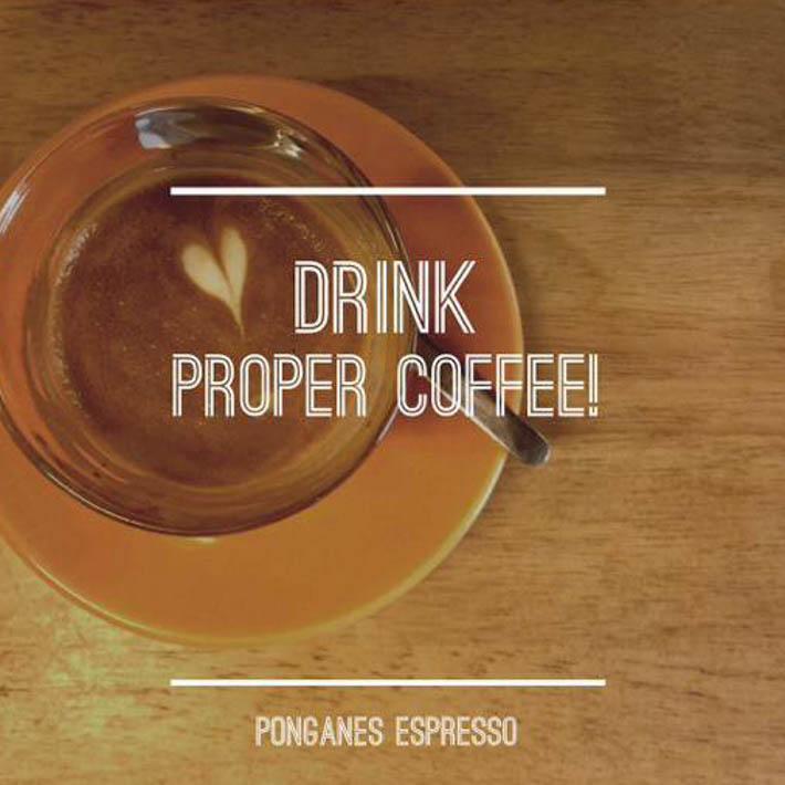 清迈精品咖啡店Ponganes Coffee Roaster