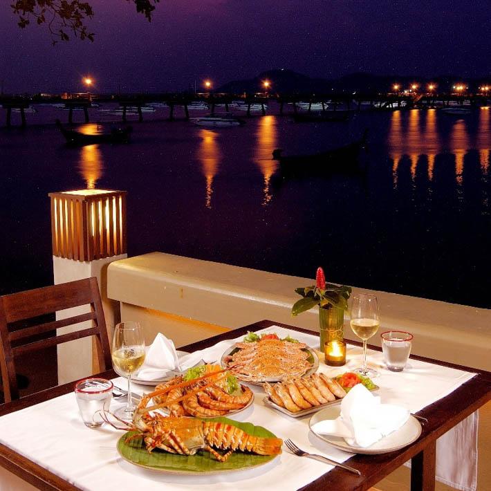 Kan Eang @pier,普吉岛海边四十年老字号海鲜餐厅