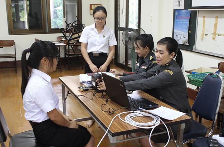 泰国留学生签证