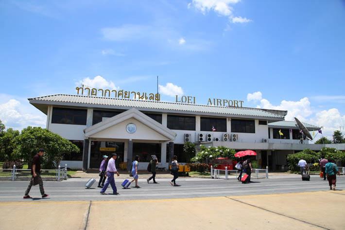 黎府飞机场