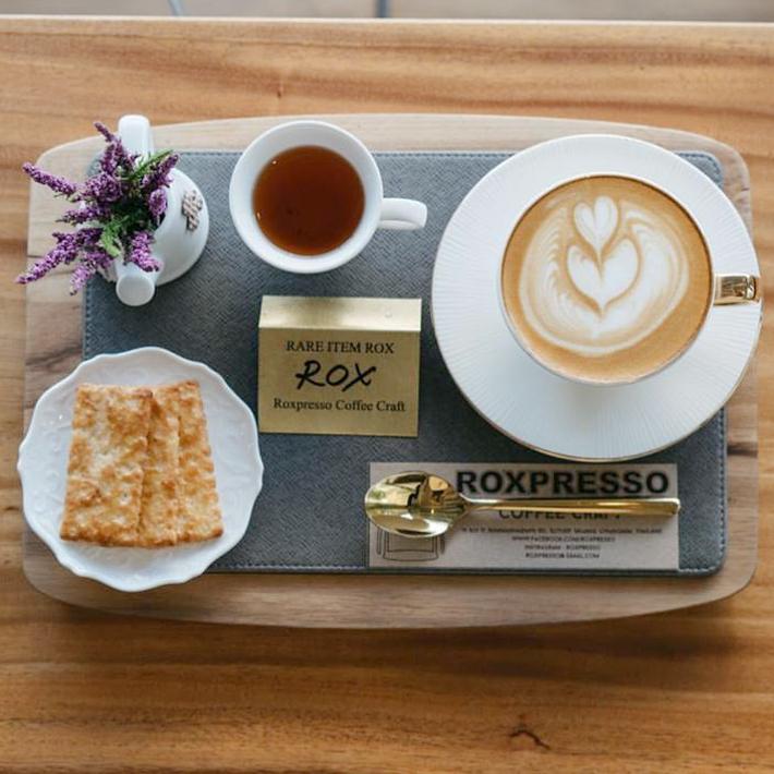 "Roxpresso Coffee Craft,清迈一家没有""咖啡机""的咖啡店"