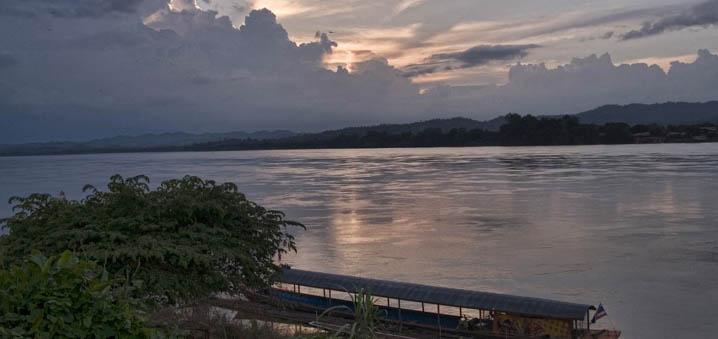 清康,泰国边陲小镇的慢生活