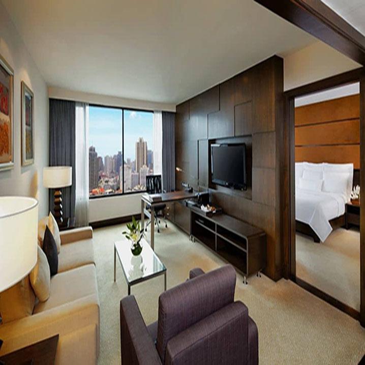 曼谷JW万豪酒店(JW Marriott Hotel Bangkok)入住体验