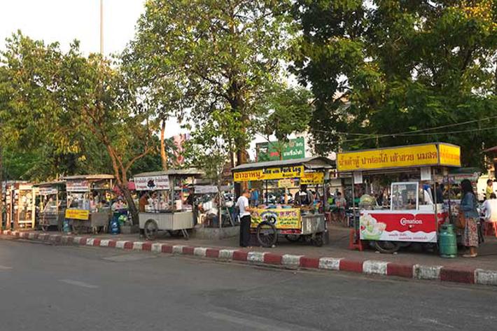 白象门市场