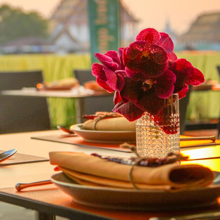 曼谷芒果树泰餐厅(Mango Tree),泰餐的最佳呈现