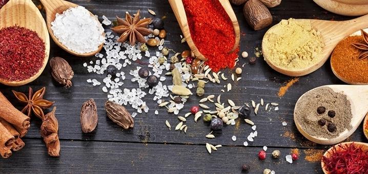 泰国菜中常用的香料有哪几种?
