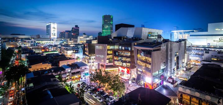 曼谷有哪些时尚又好逛的旅游地点
