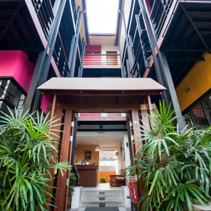 Le Canal Boutique House运河精品酒店,清迈古城北门高性价比首选