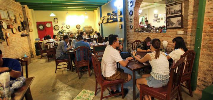 One Chun Cafe&Restaurant,拥抱慢食光