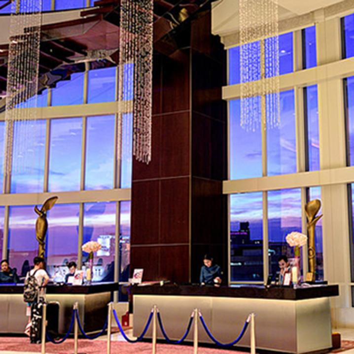 曼谷盛泰澜中央世界商业中心酒店全攻略