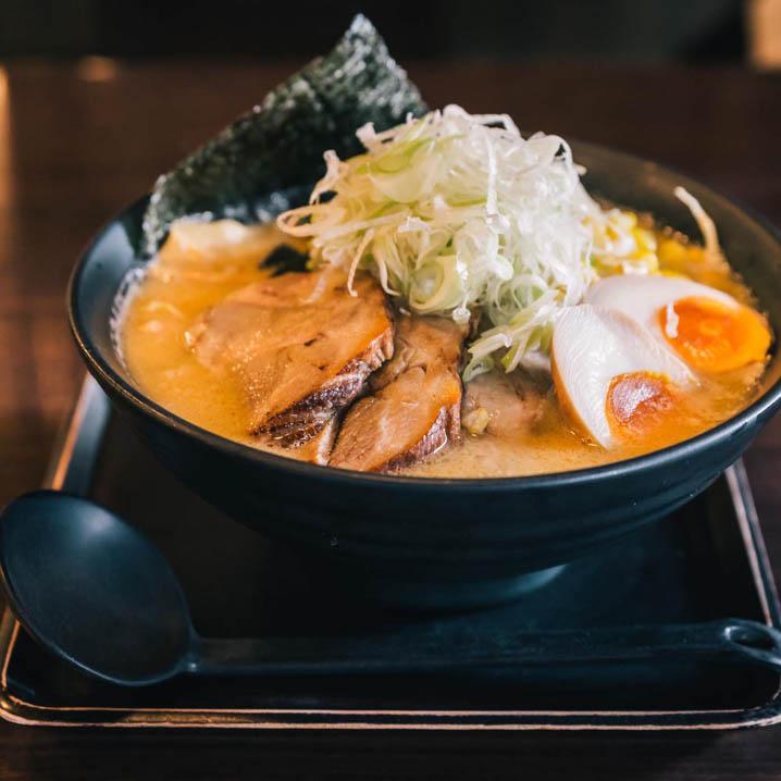 曼谷不可错过的美味日式拉面馆