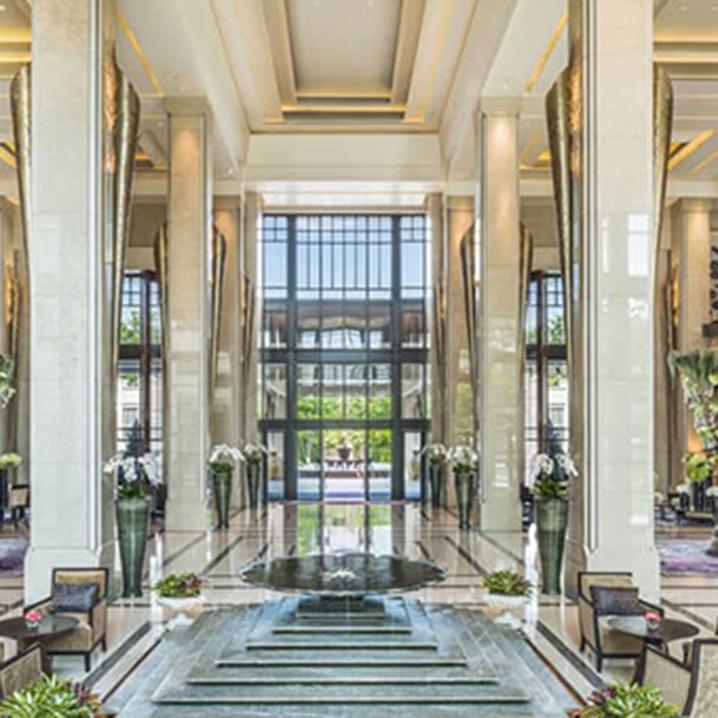 曼谷五星级暹罗凯宾斯基酒店