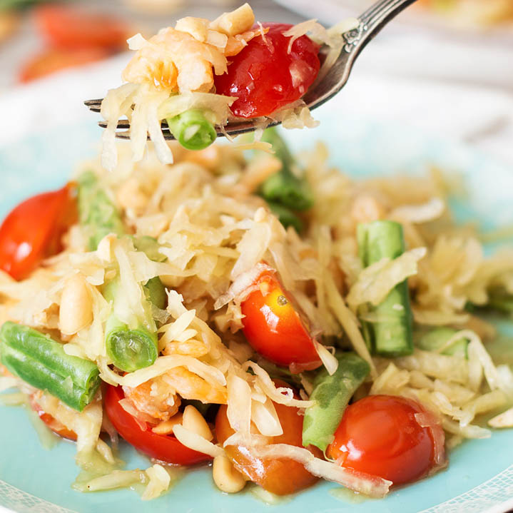 揭秘泰国东北部隐藏的特色美食