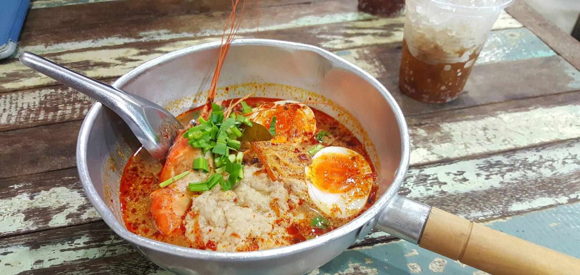 Wongnai泰国大众点评最好吃的路边摊小店推荐