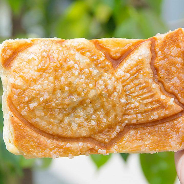 Croissant Taiyaki,遍布曼谷的日本鲷鱼烧