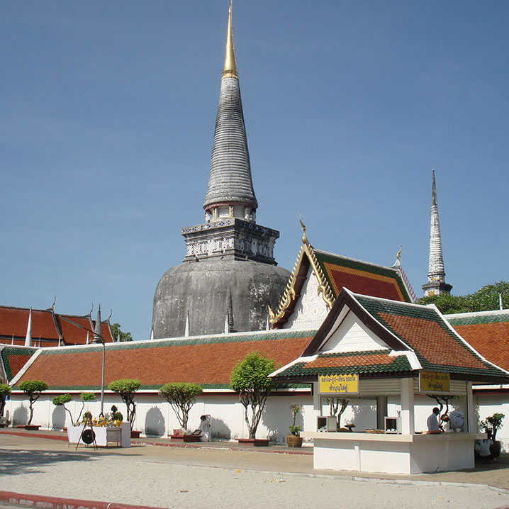万佛节在洛坤府