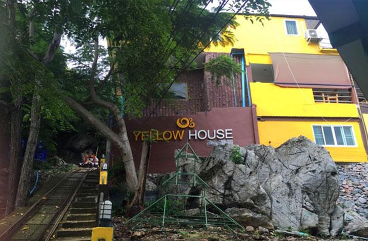 Yellow House Koh Sichang