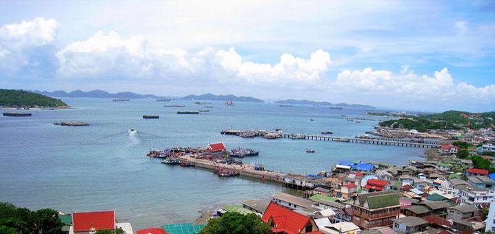 西昌岛,一个与世无争的小岛